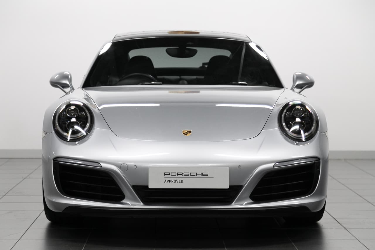 2016 PORSCHE 911 Carrera 4S COUPE